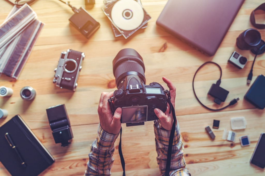 types of photography insurance image