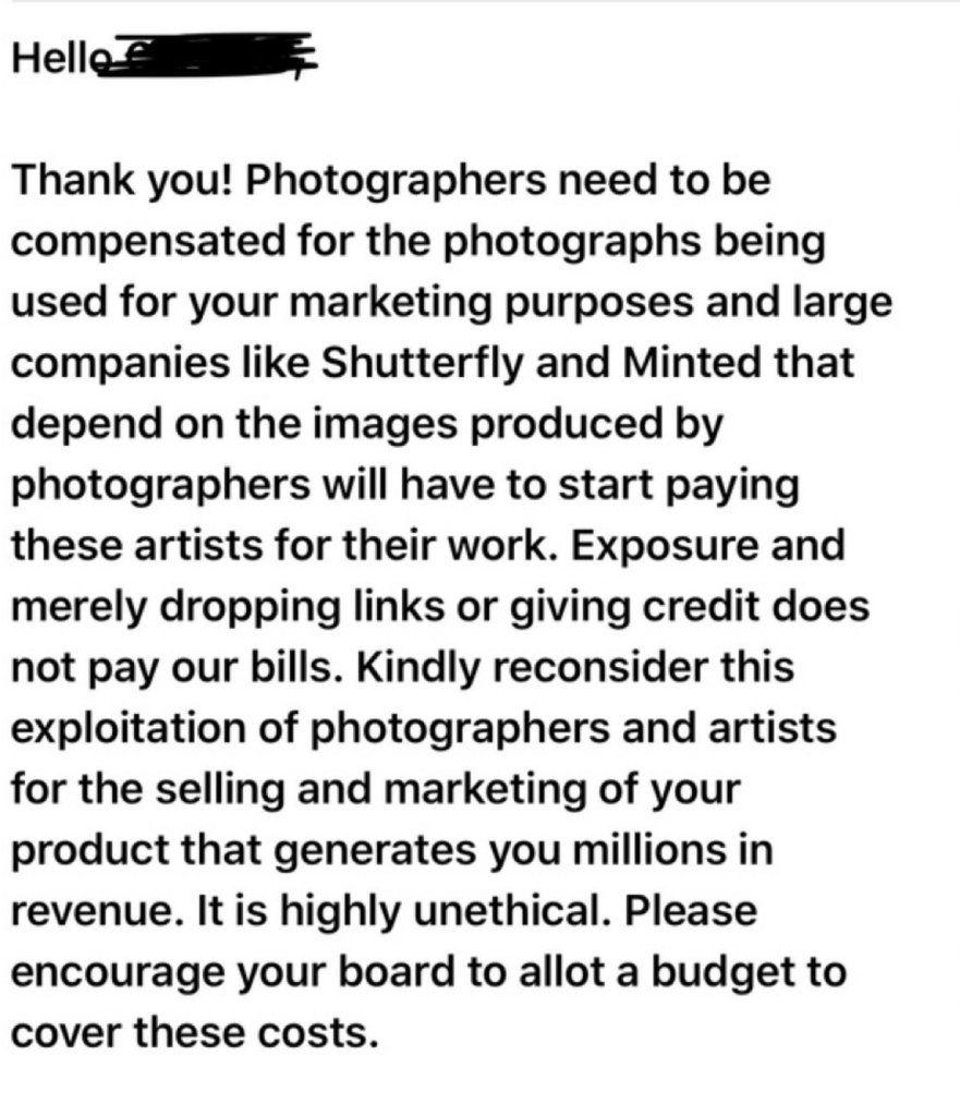 how to open a photography business image