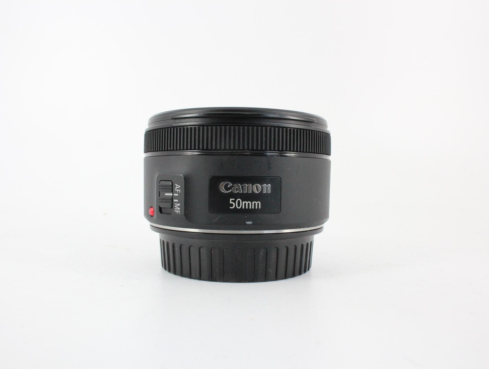 canon 50mm image