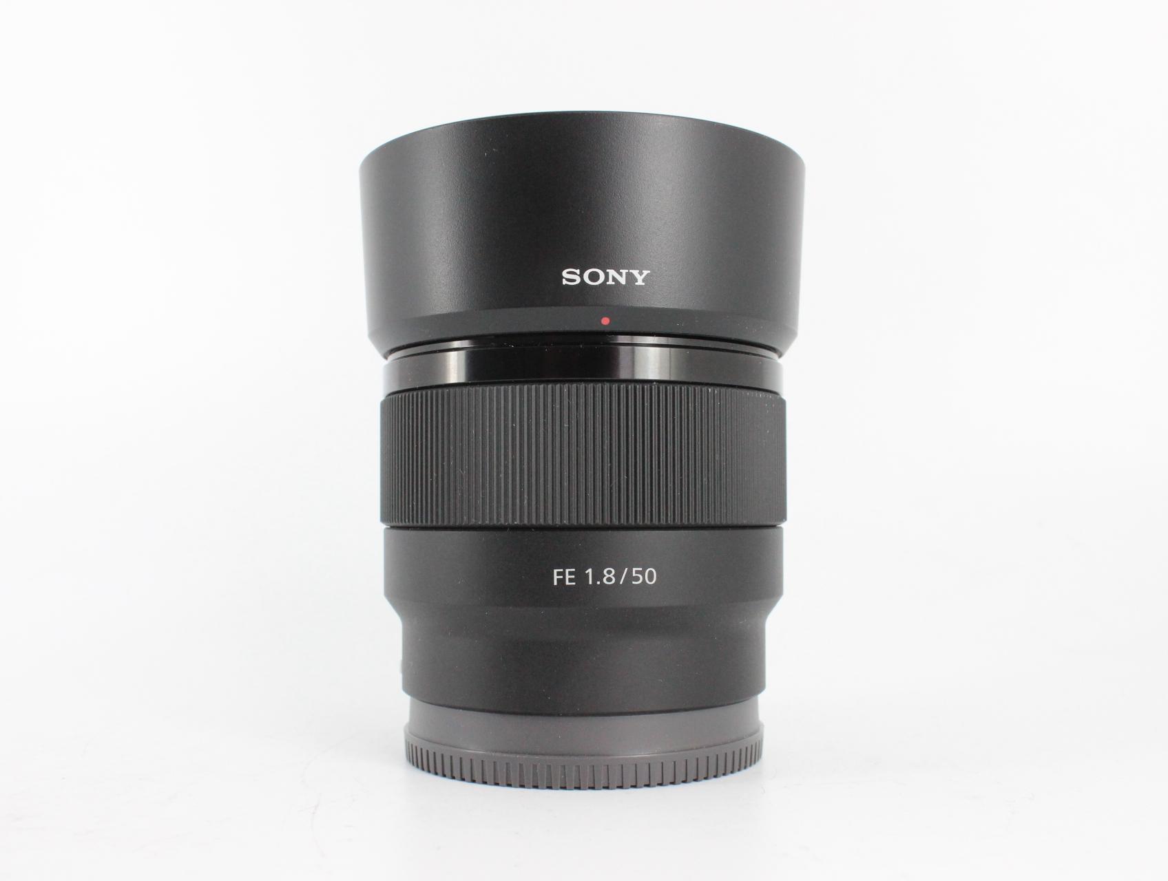 sony 50mm image