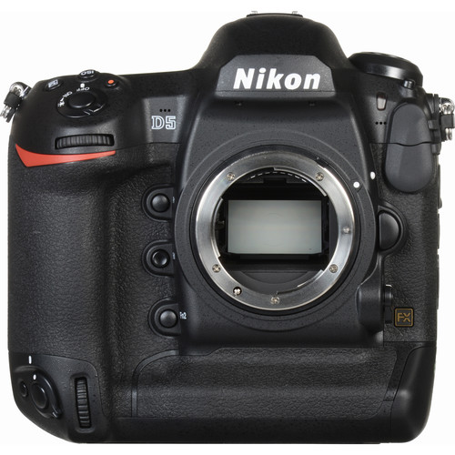 The Nikon D5 Body and Design 1 image