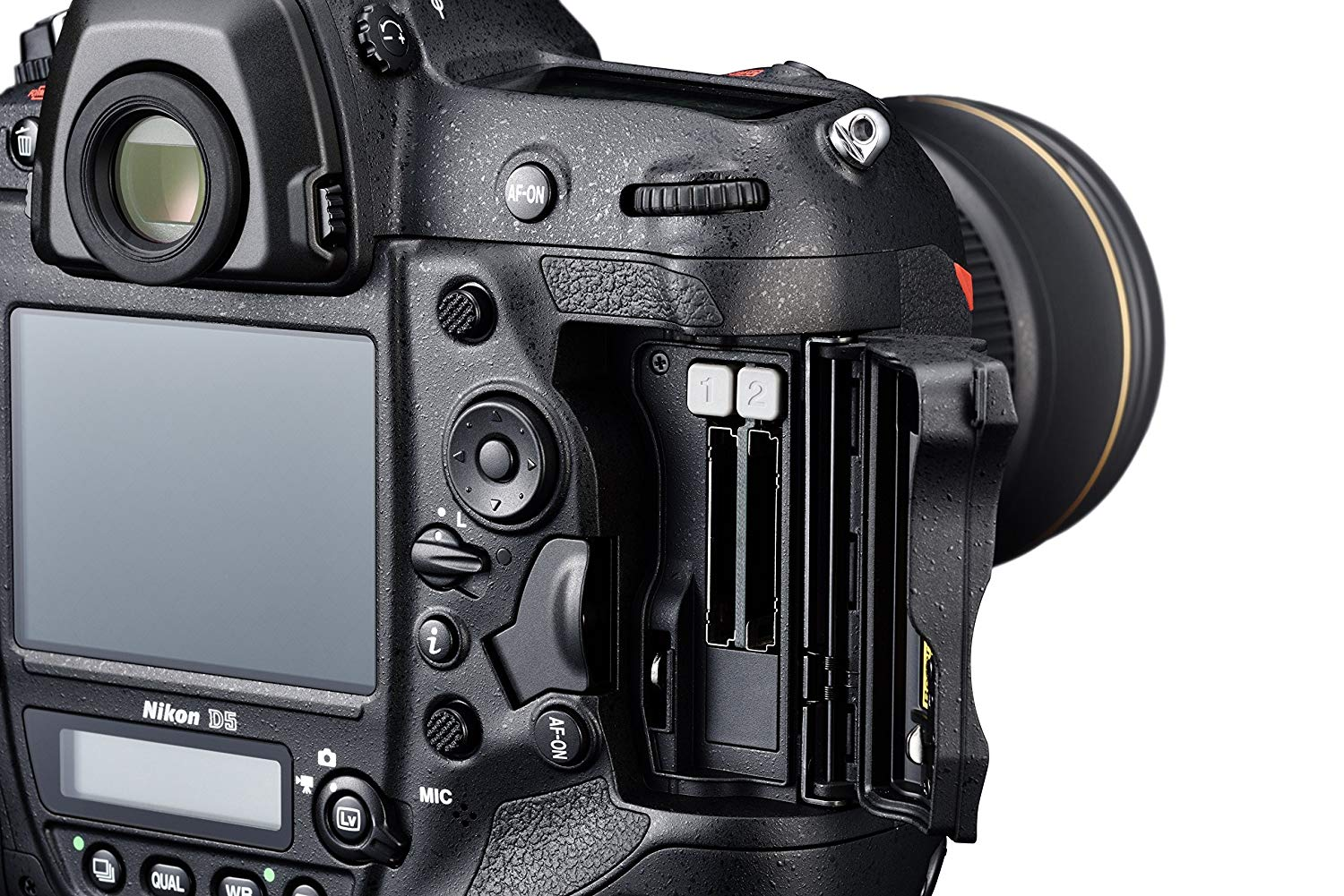 The Nikon D5 Build and Handling image