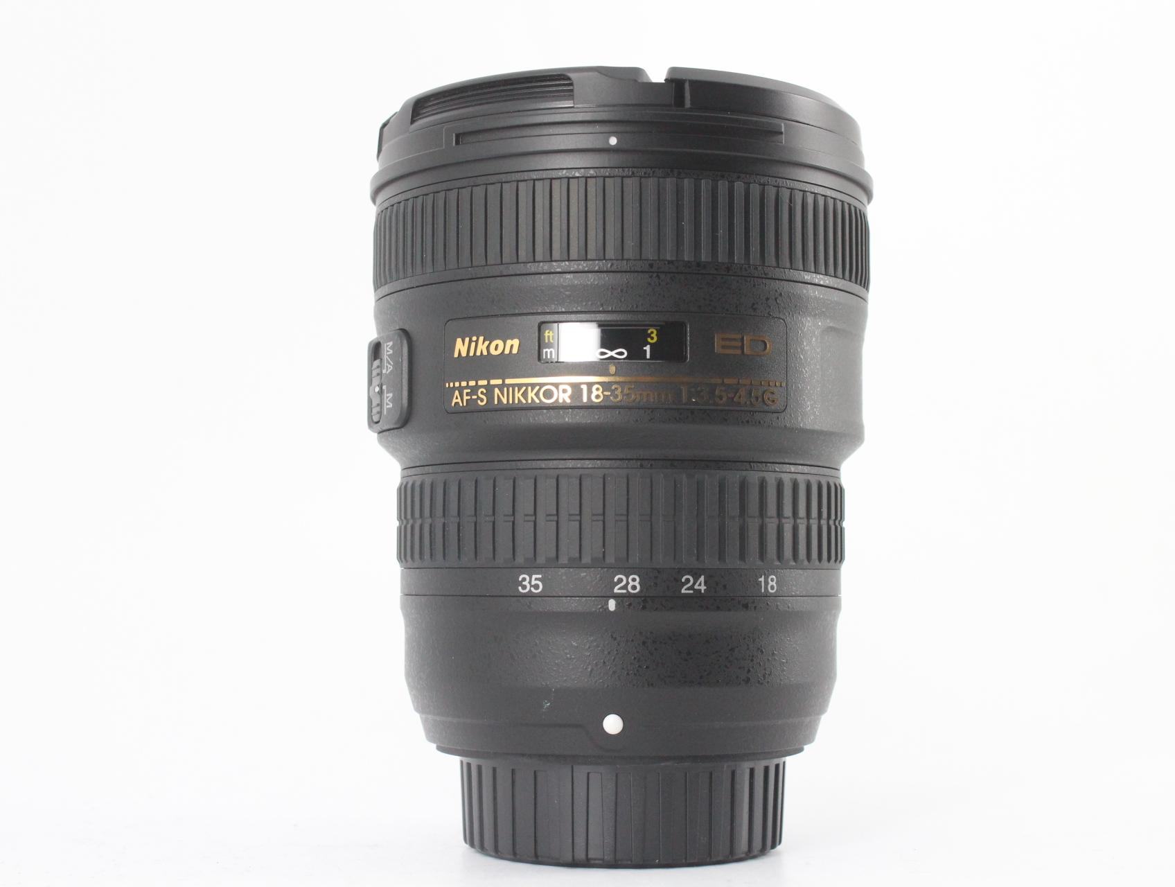 The Nikon D5 Lenses 2 image