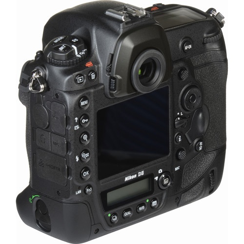 The Nikon D5 Specs 1 image
