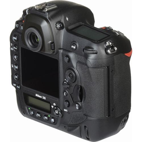 The Nikon D5 Specs 2 image