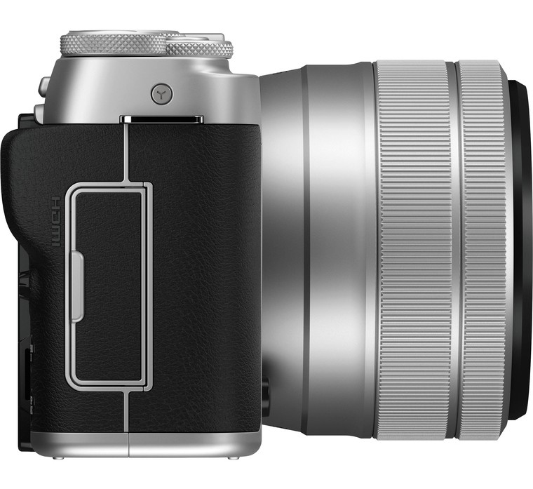 fujifilm x a7 build 2 image