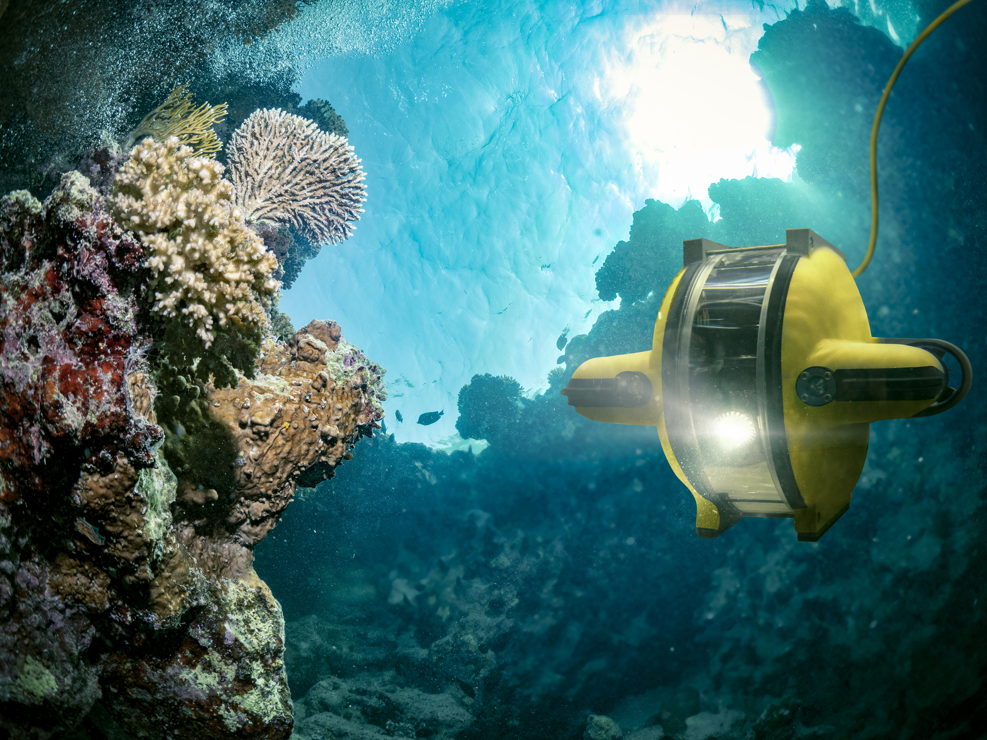 Our Selection of the Best Underwater Drones for 2019 image