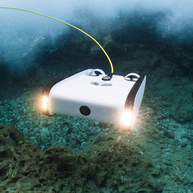 trident underwater drone image