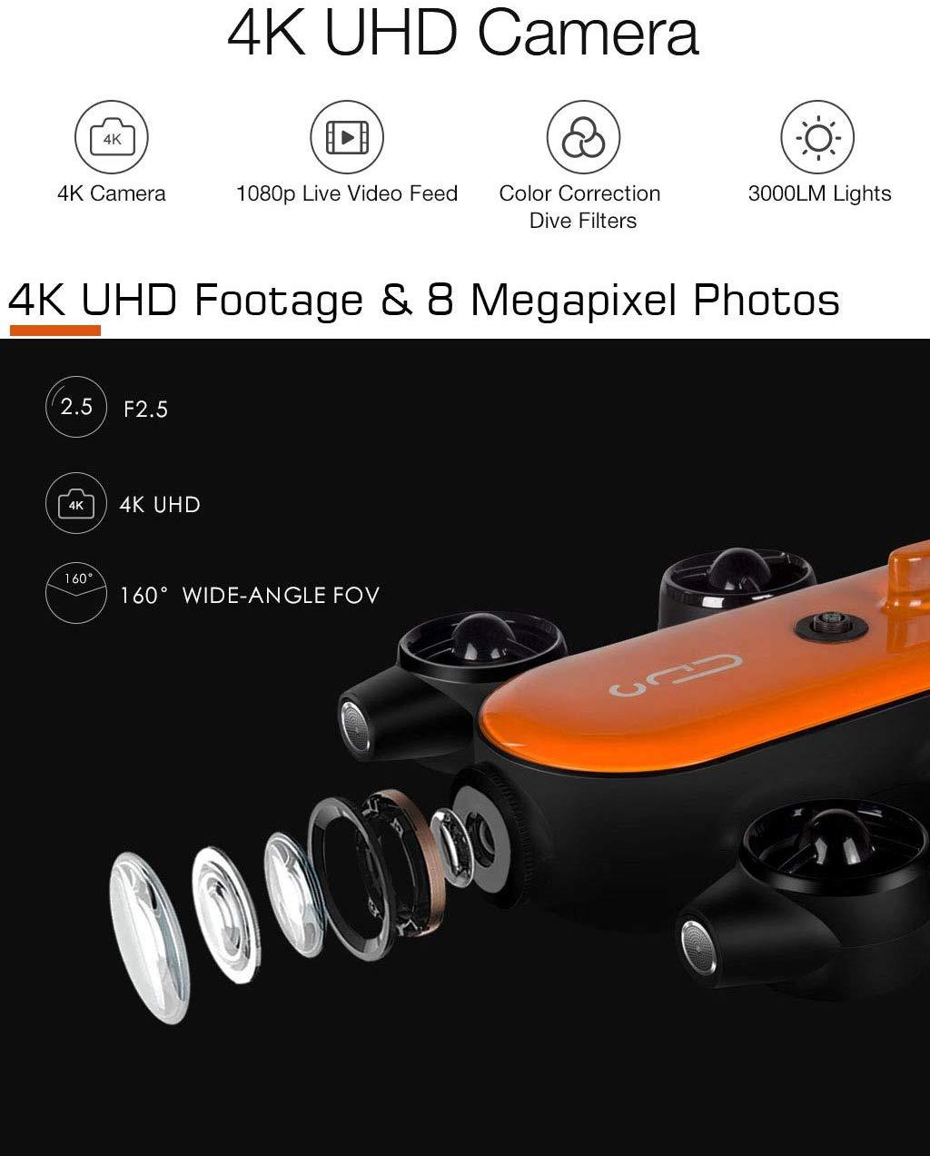 underwater drones for sale titan 2 image