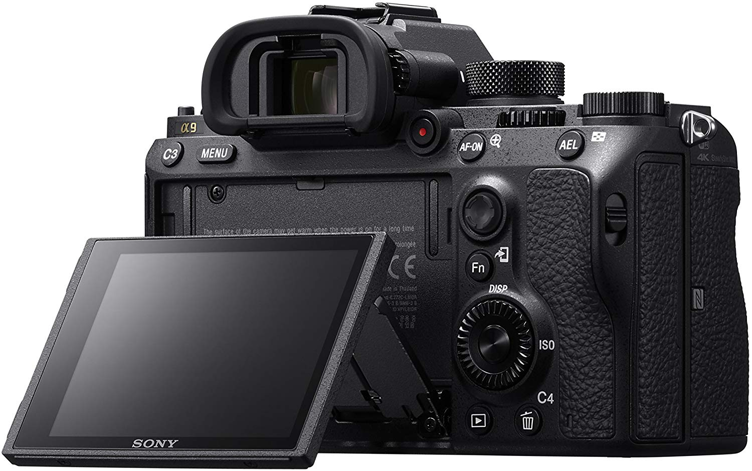 Nikon Z7 vs Sony a9 Body and Design 1 image