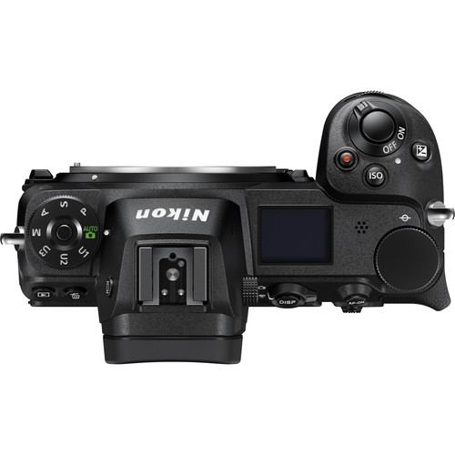 Nikon Z7 vs Sony a9 Body and Design 3 image