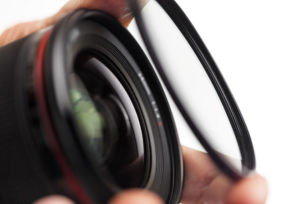 mounting filter on a 24mm lens picture id470747435 image