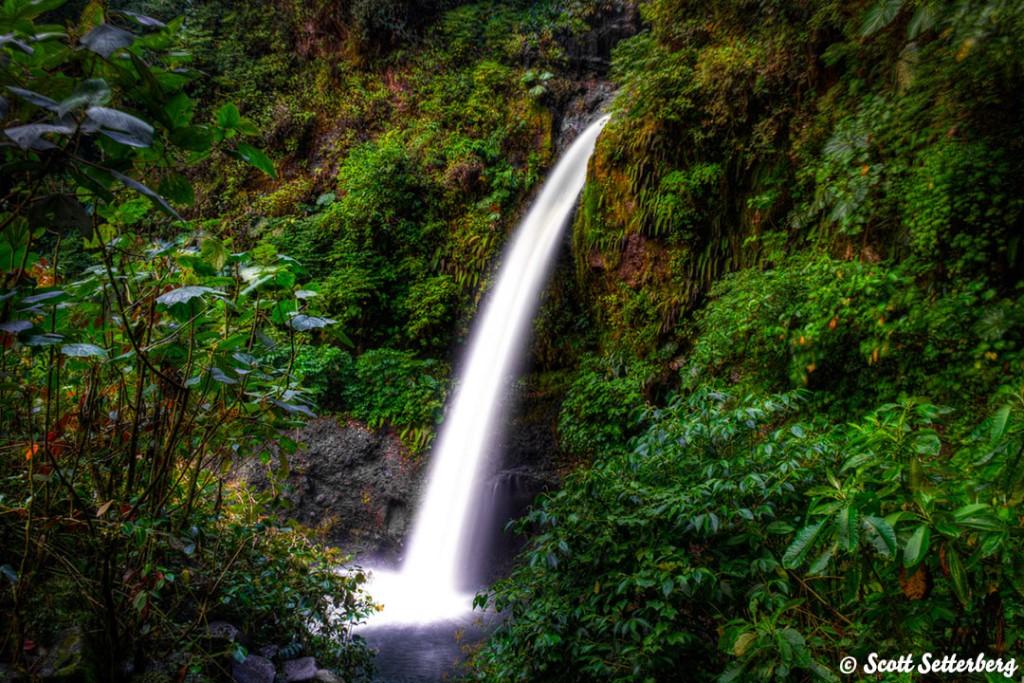 La Paz Waterfall image