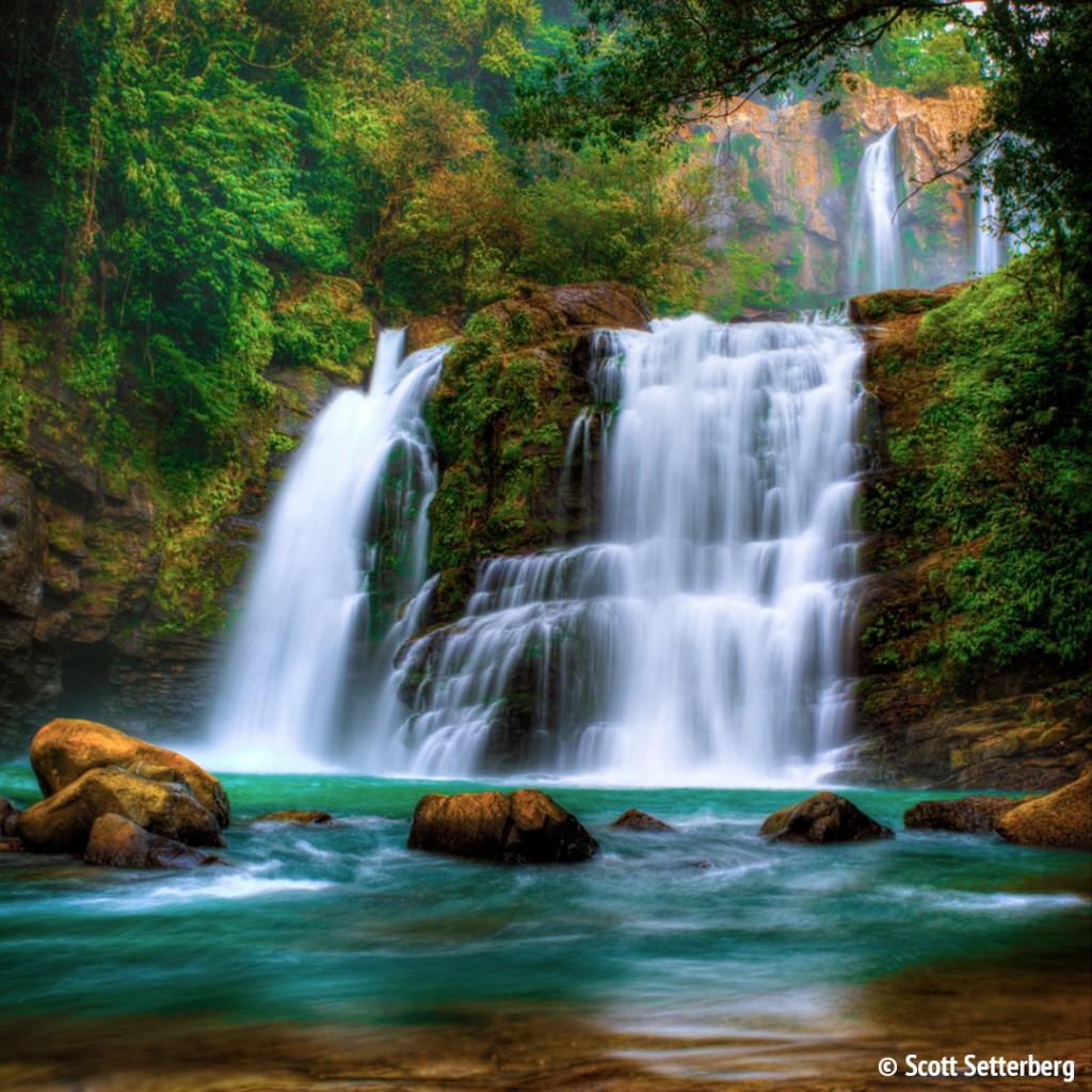 Nauyaca Falls 1 image