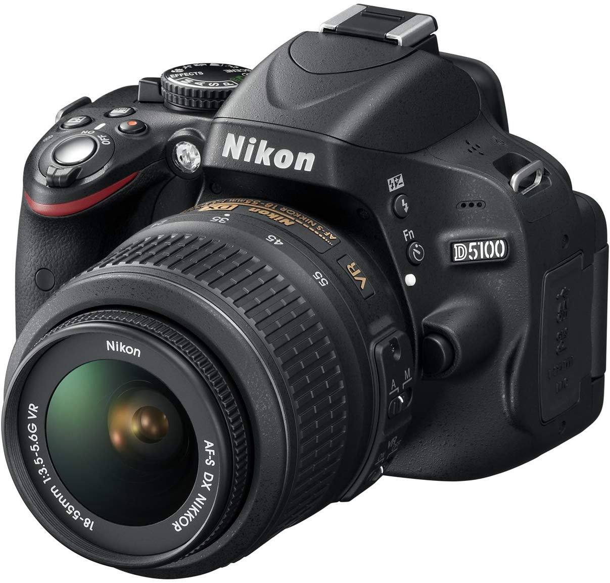 Why the Nikon D5100 is the Perfect Entry-Level Camera