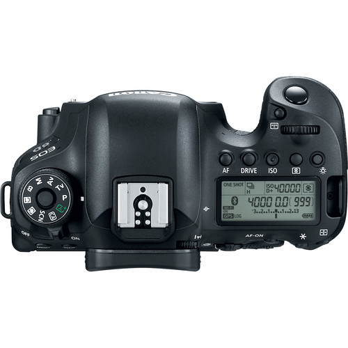 Canon EOS 6D Mark II Build and Handling 1 image