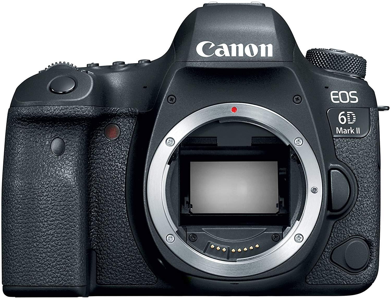 Canon EOS 6D Mark II Lenses