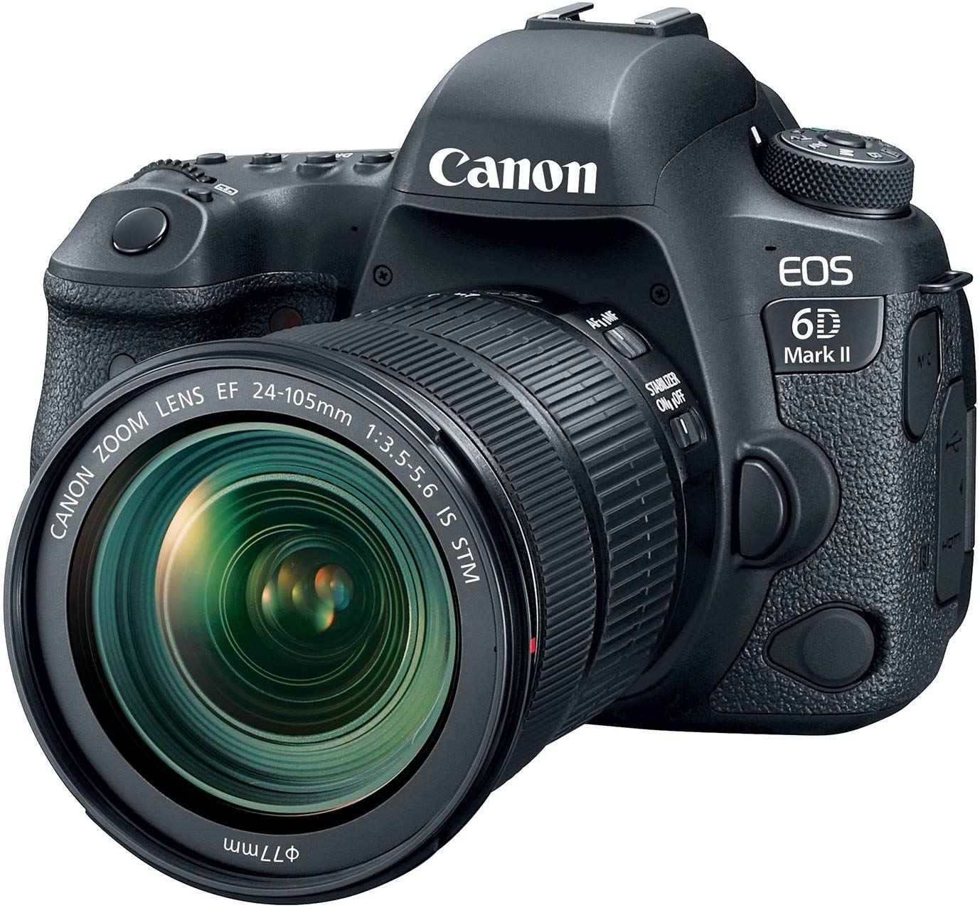 Canon EOS 6D Mark II Review image