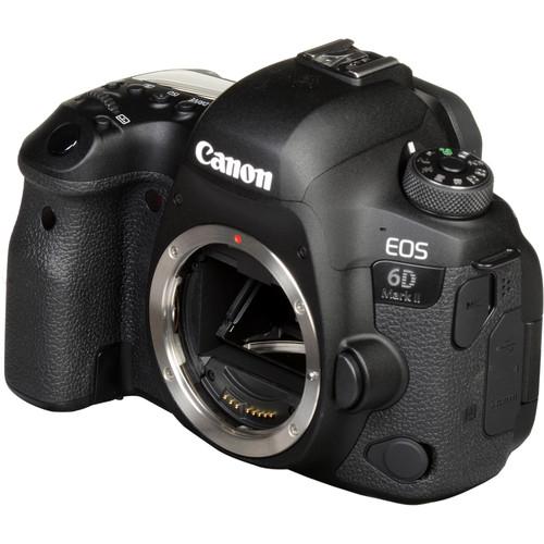 Canon EOS 6D Mark II Specs 1