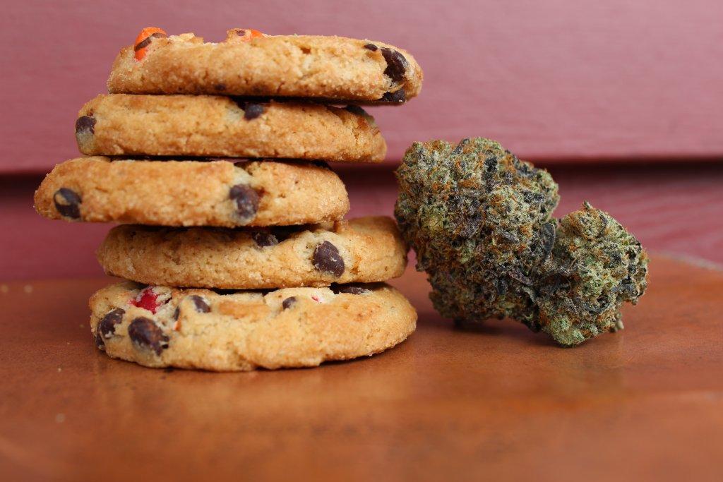 weed cookies image