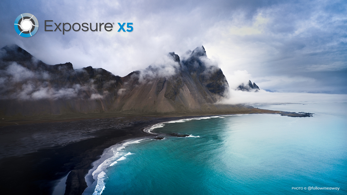 exposure x5 is here image