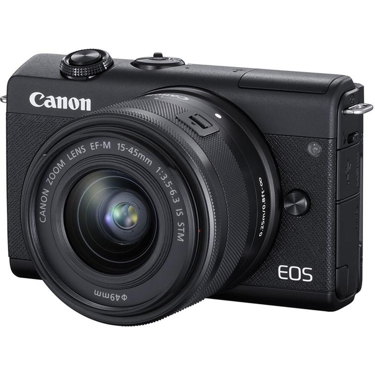 canon eos m200 image