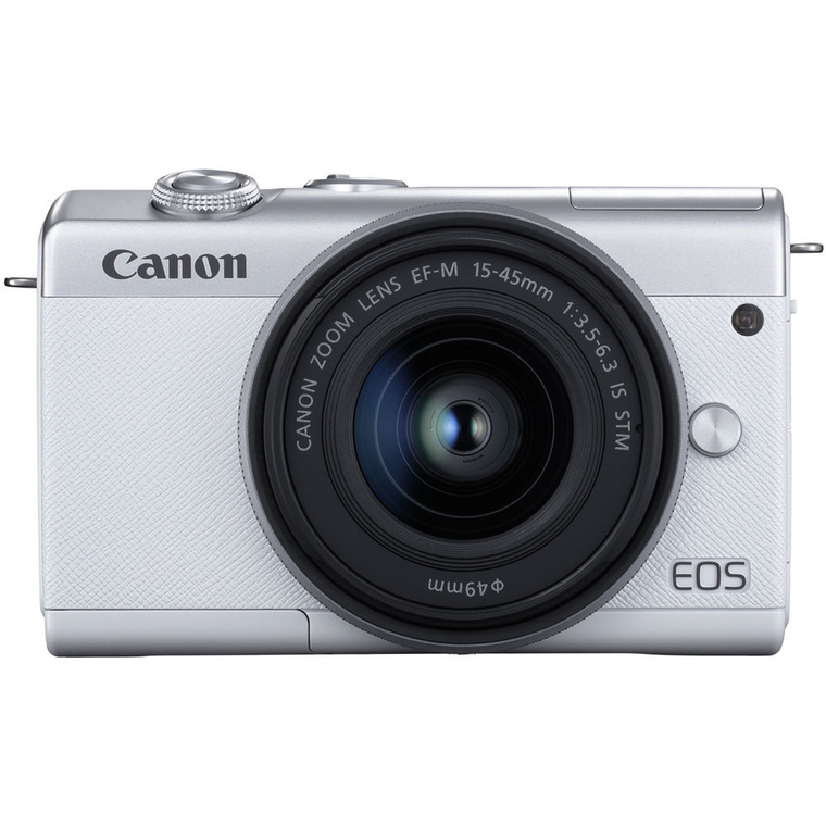 canon eos m200 connectivity image