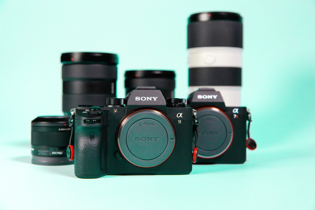 Sony a9 Review image