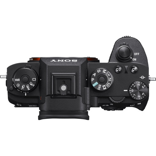sony a9 build handling 1 image