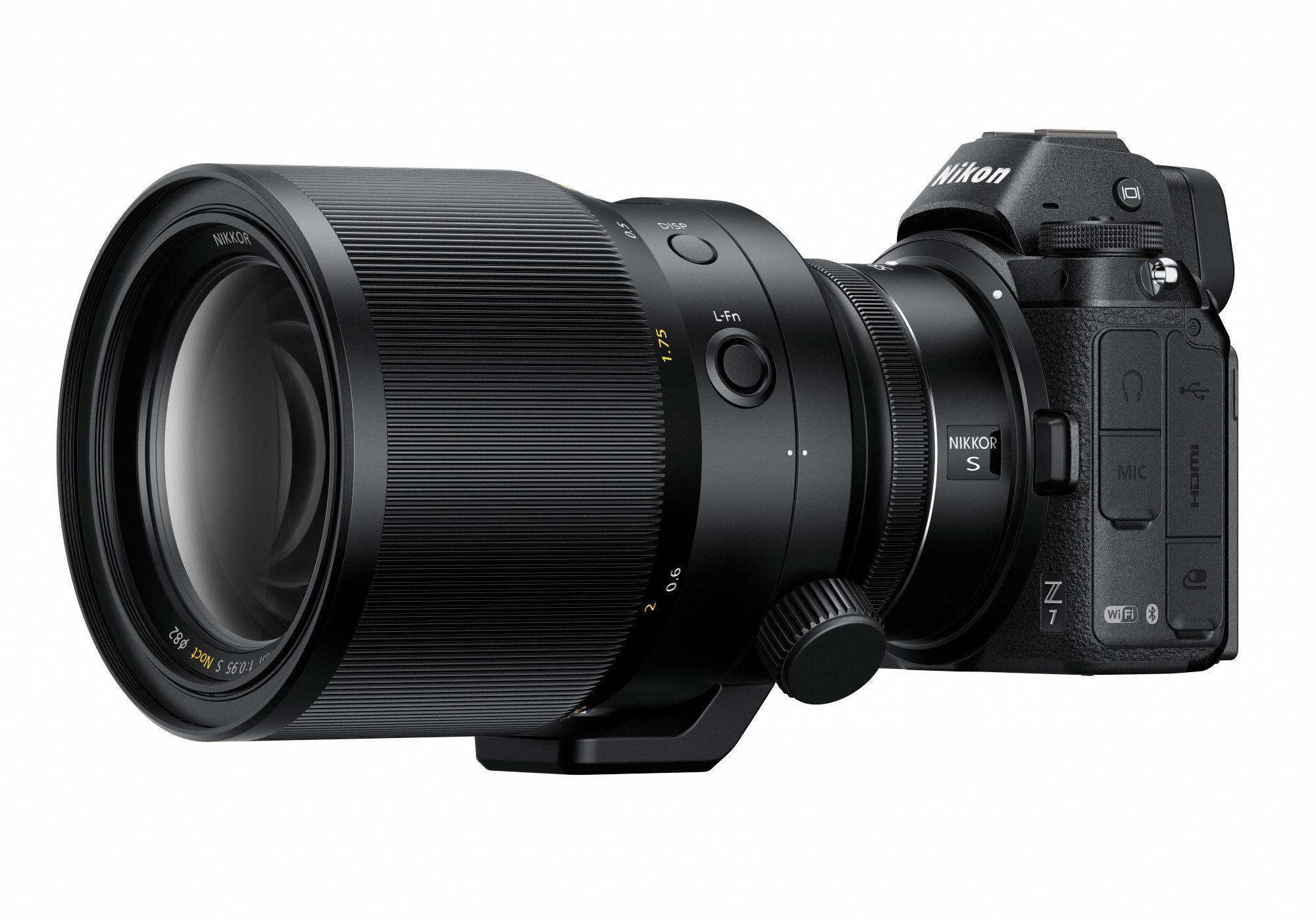 Nikkor Z 58mm f0.95 S Noct image