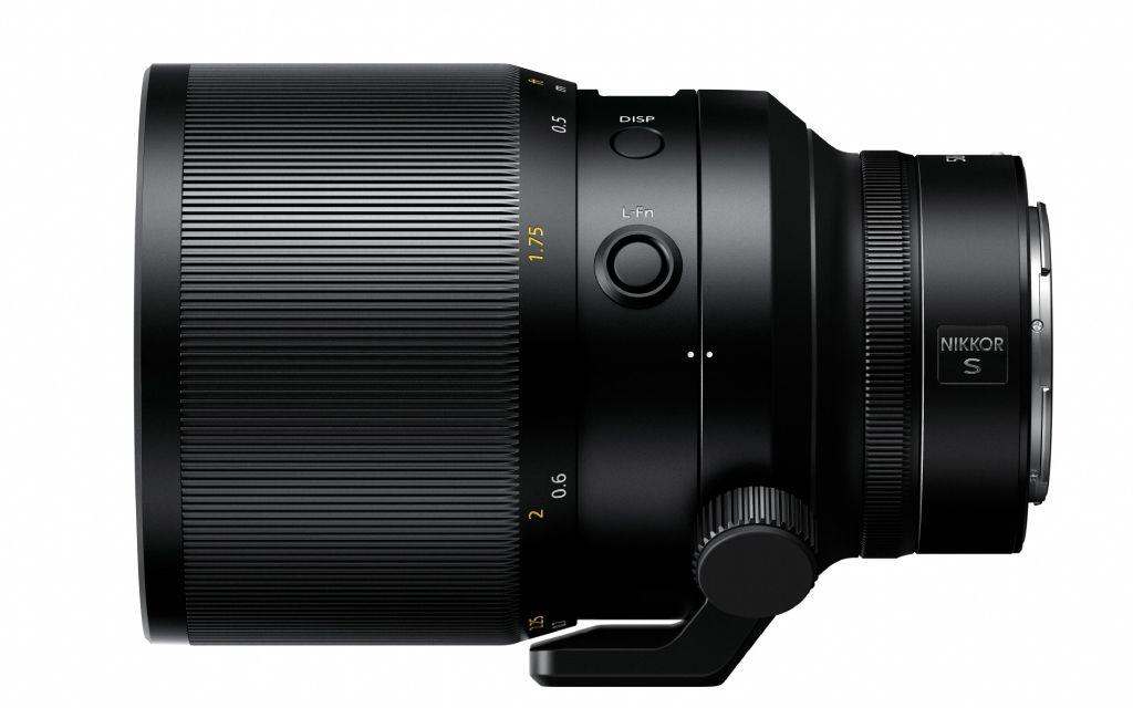 nikon 58mm noct image