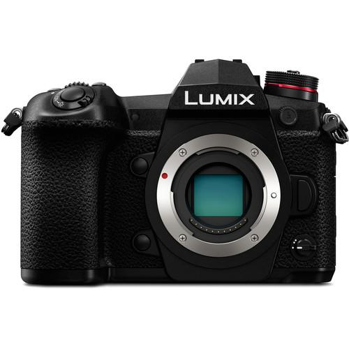 Panasonic Lumix G9 Design 1 image