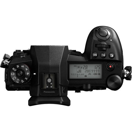 Panasonic Lumix G9 Design 2 image