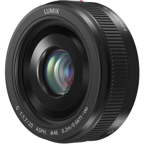 Panasonic Lumix G9 Lenses image