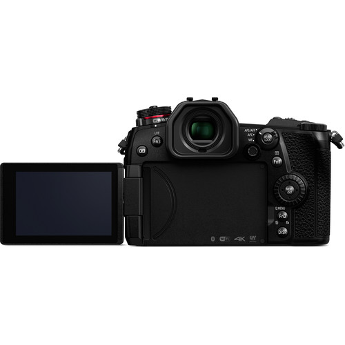 Panasonic Lumix G9 Video Performance 1 image