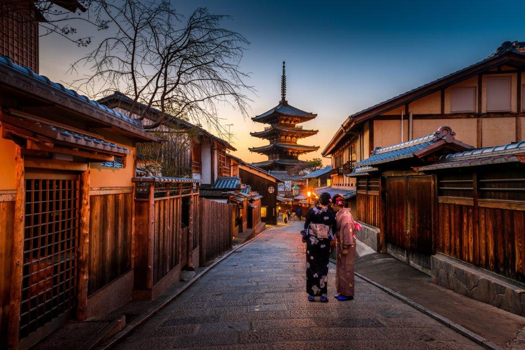 kyoto photography image