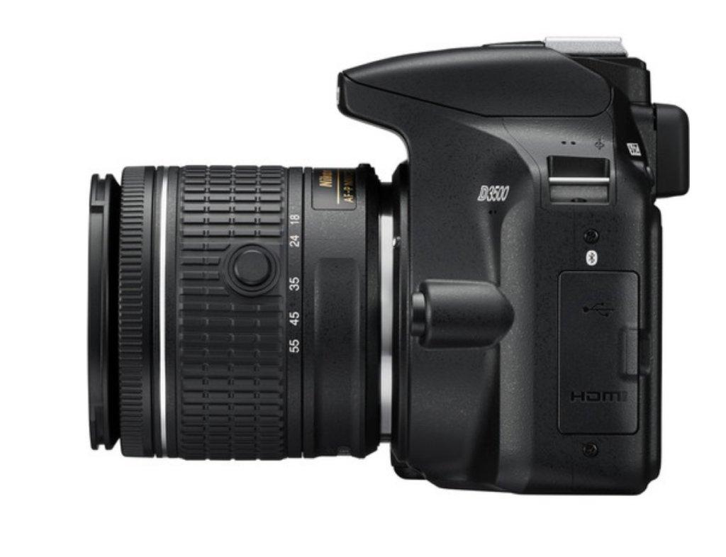 nikon d3500 build image