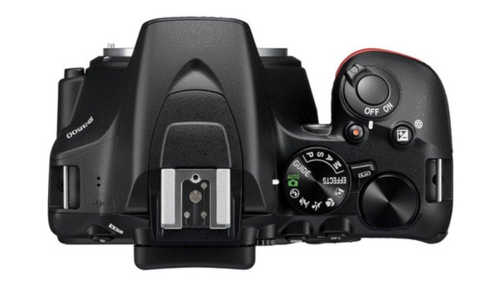 nikon d3500 handling image