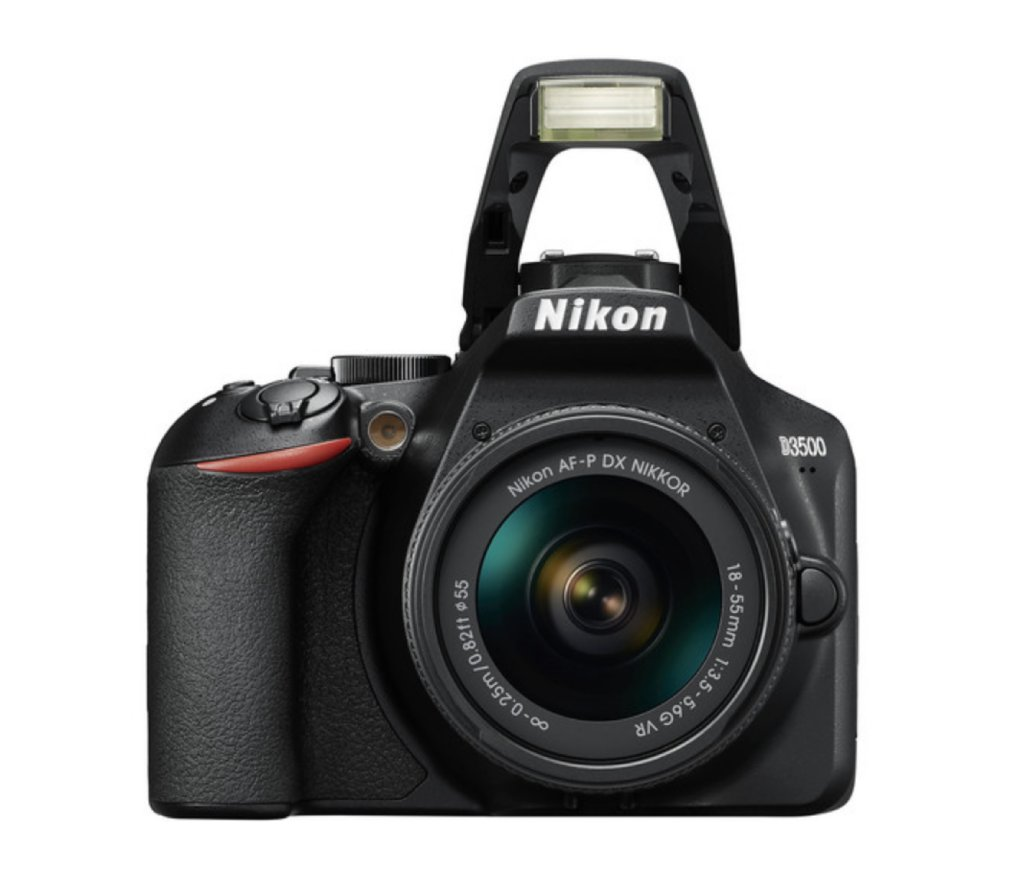 nikon d3500 video image