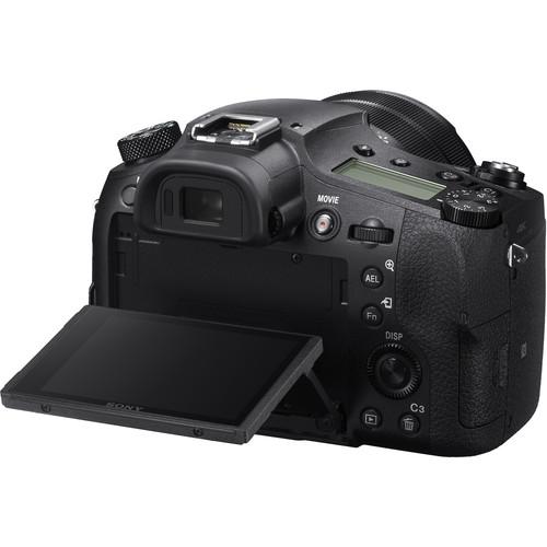 Sony RX10 IV Body Design image