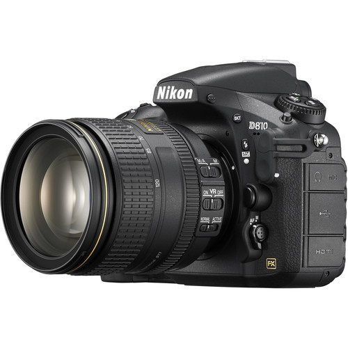 nikon d810 with lens image