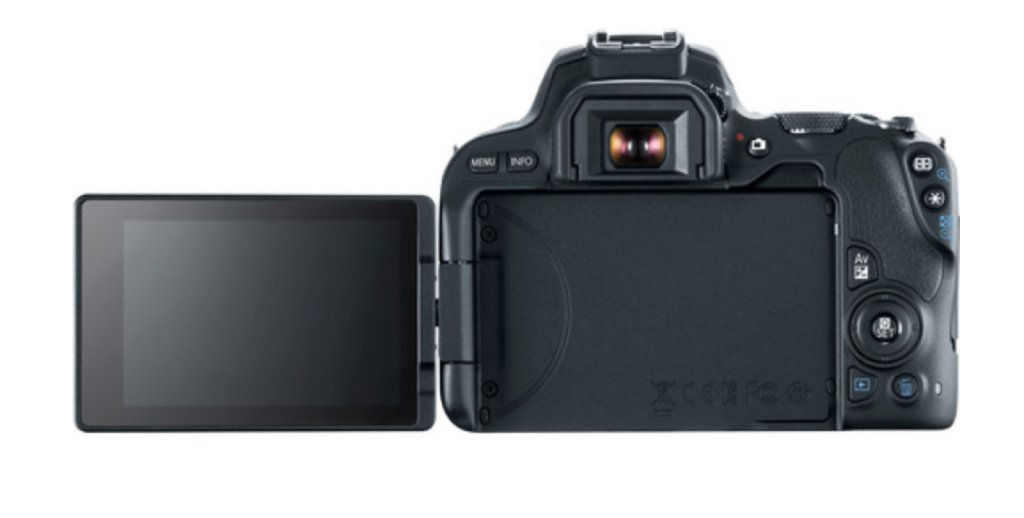 canon eos rebel sl2 video performance image
