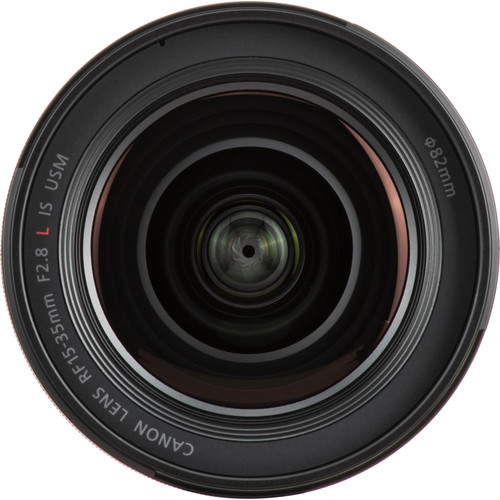 canon 15 35mm build image