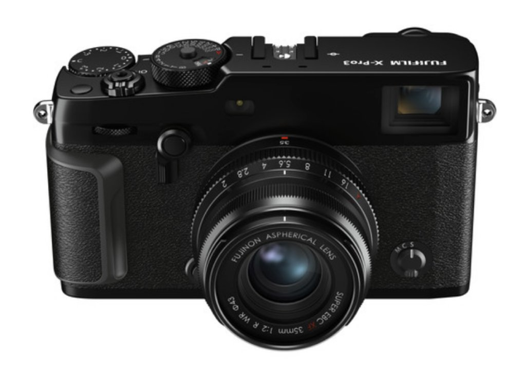 fujifilm x pro 3 video performance image