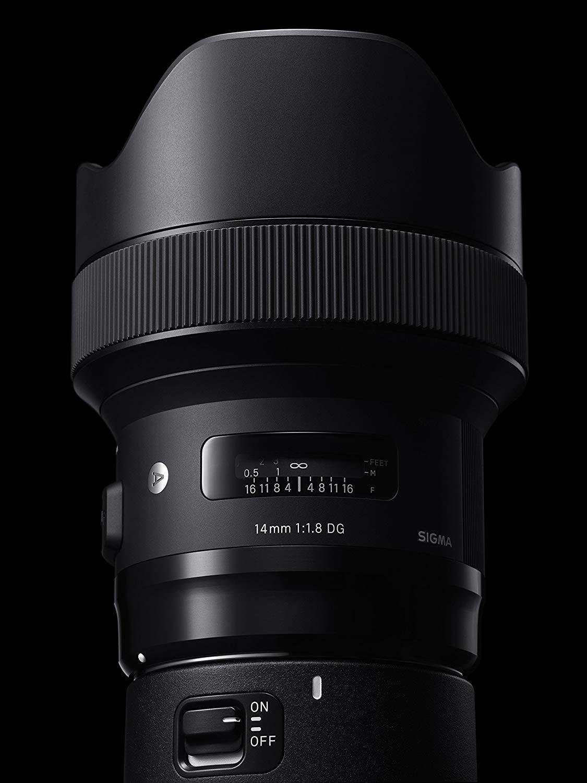sigma f mount lens image
