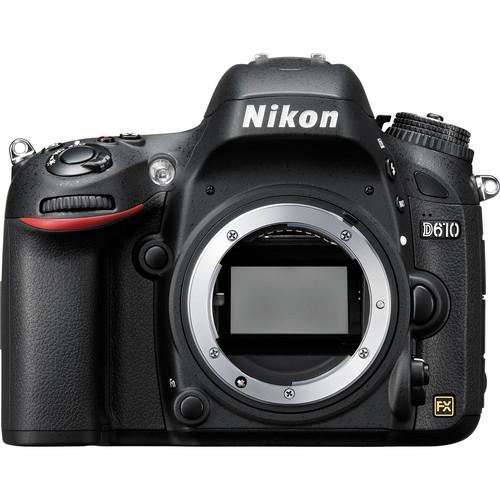 Nikon D610 Lenses image