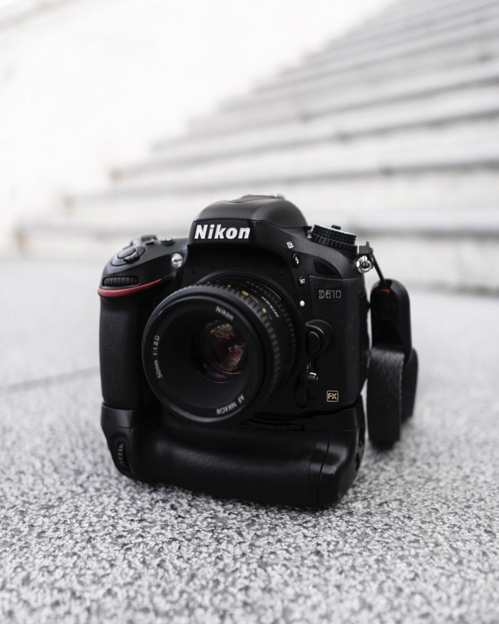 Nikon D610 Review image