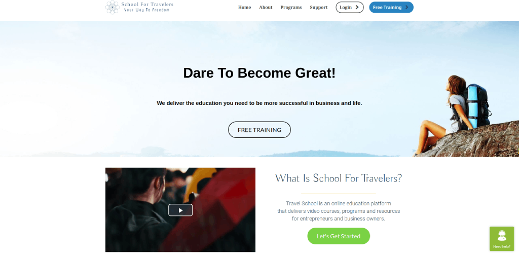 travelschool.info 1 image
