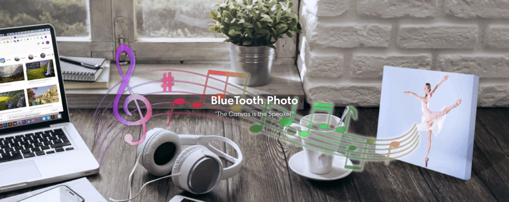 bluetooth photo last minute gift guide image