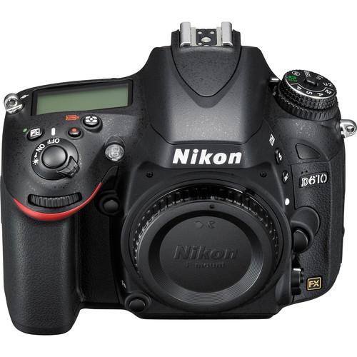 nikon d610 body design 1 image